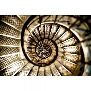Arc-De-Triomphe-Stairs