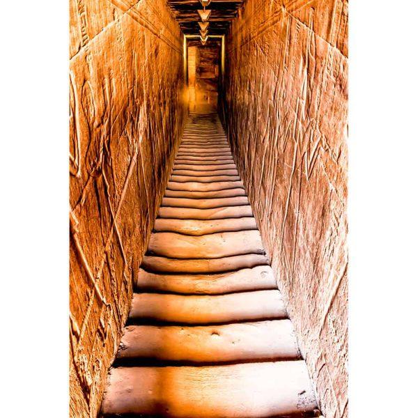 Edfu-Temple-Stairwell