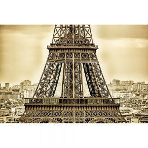 Eiffel-from-Arc-De-Triomphe