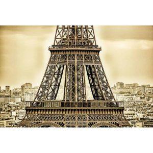 Eiffel-from-Arc-De-Triomphe