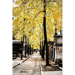 Per-Lachaise Cemetery