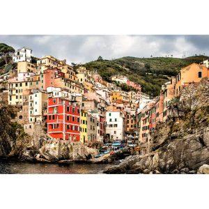 Riomaggiore-harbour