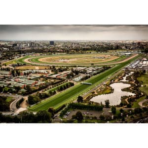 Flemington-Race-Course-Straight